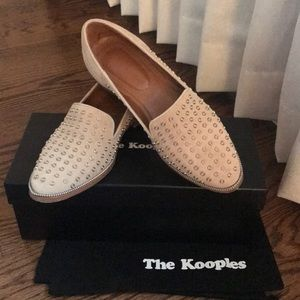 The Kooples suede loafer 38
